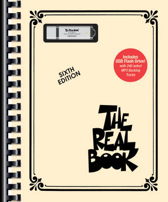 The Real Book: Volume 1 - C Instruments - Book/USB Flash