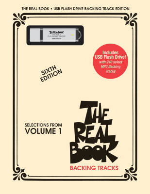The Real Book: Volume 1 - C Instruments - USB Flash Drive
