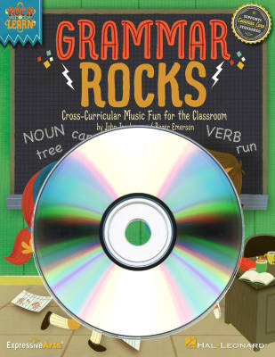 Grammar Rocks! - Jacobson/Emerson - Enhanced Performance/Accompaniment CD