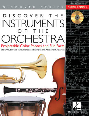 Discover the Instruments of the Orchestra: Digital Version - CD-ROM