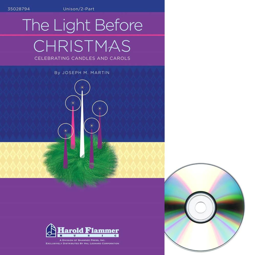 The Lights Before Christmas.Hal Leonard The Light Before Christmas Martin Preview Pak
