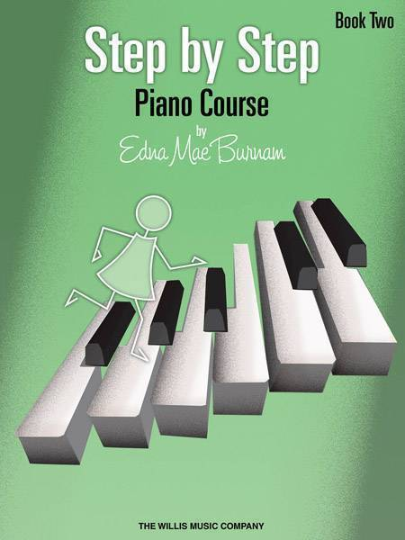 Willis Music Company Step By Step Piano Course - Book 2
