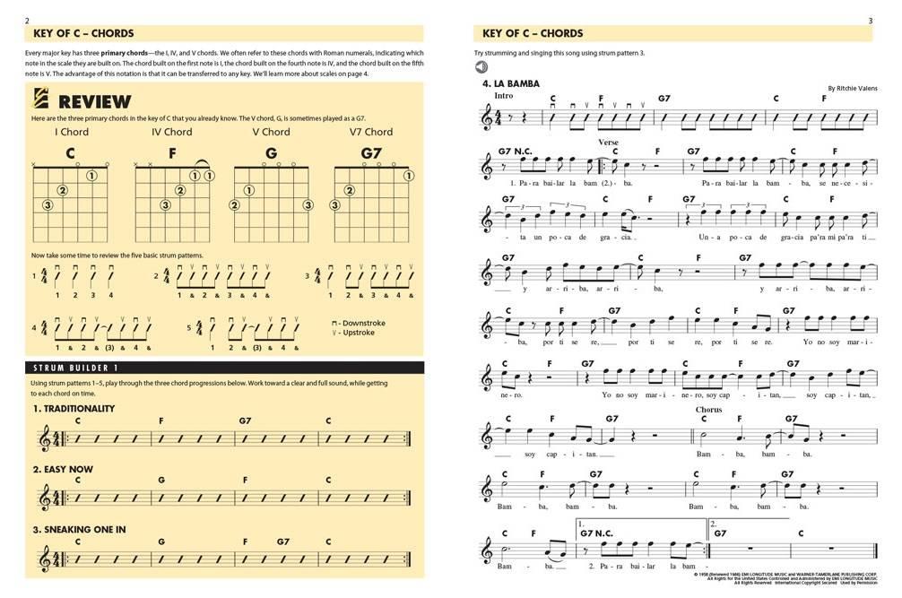 hal leonard essential elements for guitar book 2 morris book audio online long mcquade. Black Bedroom Furniture Sets. Home Design Ideas