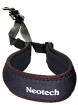 Neotech - Soft Sax Strap with Swivel Hook in Black