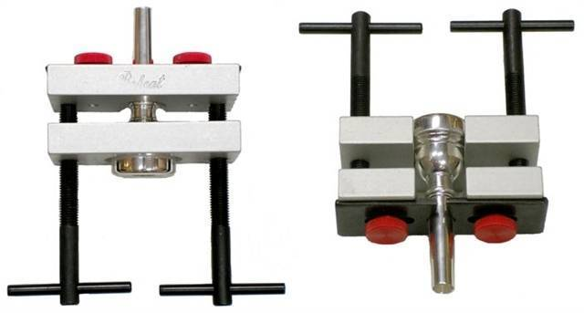 how to make a mouthpiece puller