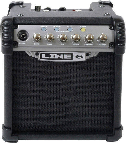 line 6 micro spider portable amp long mcquade musical instruments. Black Bedroom Furniture Sets. Home Design Ideas