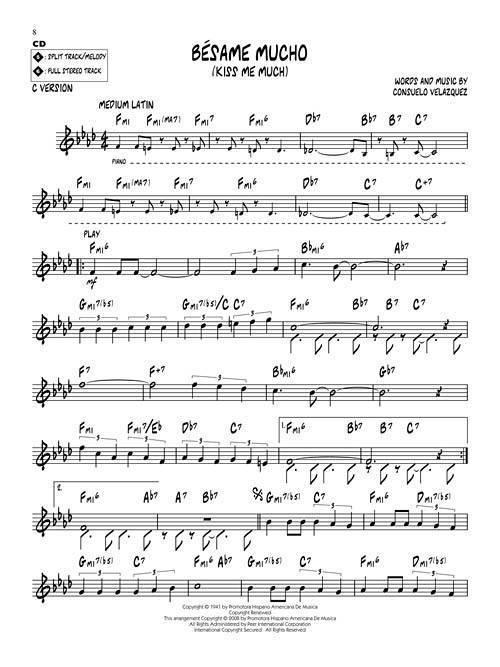 Jazz Standards List : hal leonard latin jazz standards jazz play along volume 96 book cd long mcquade musical ~ Hamham.info Haus und Dekorationen