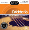 DAddario - EXP15 - Phosphor Bronze Coated X-LIGHT10-47