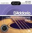 DAddario - EXP26 - Phosphor Bronze Coated Custom Light Strings 11-52