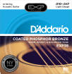 DAddario - EXP38 - Phosphor Bronze Coated 12-String LIGHT 10-47
