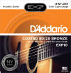 DAddario - EXP10 - 80/20 Bronze Coated X-Light 10-47