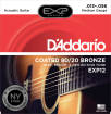 DAddario - EXP12 - 80/20 Bronze Coated MEDIUM 13-56