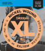 DAddario - EXL115W - Nickel Wound BLUES/JAZZ ROCK /WND 3 11-49