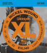 DAddario - EXL140 - Nickel Wound L-TOP H-BTM 10-52