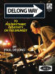 Hudson Music - Delong Way: To Polyrhythmic Creativity on the Drumset - Delong - Book/CD