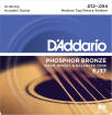 DAddario - EJ37 - Phosphor Bronze 12-String M-Top H-Btm 12-54