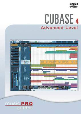 Cubase 4.0 Advanced Level