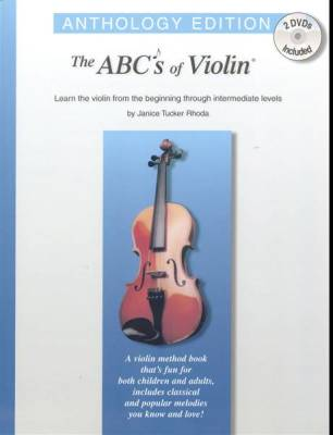 The Abcs Of Violin - Anthology Edition