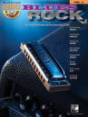 Hal Leonard - Blues/Rock: Harmonica Play-Along Volume 3 - Book/CD