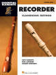 Hal Leonard - Essential Elements for Recorder Classroom Method - Clements/Menghini/Lavender - Student Book 1