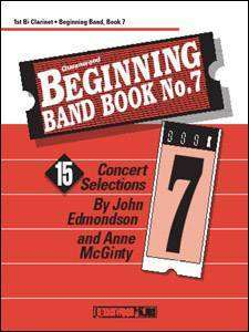 Beginning Band Book No. 7 - 1st Clarinet