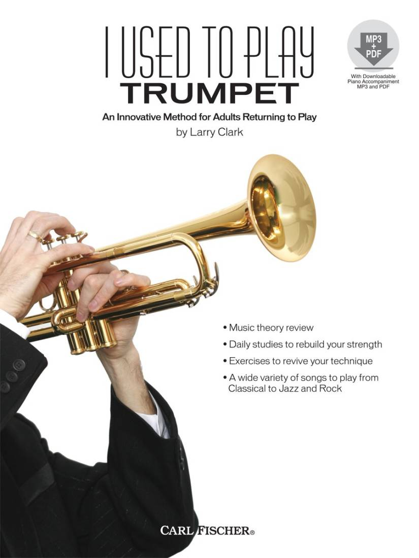 I Used To Play Trumpet - Clark - Book/CD