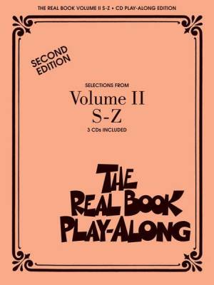 The Real Book Play-Along - Volume 2