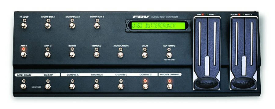 Line 6 Fbv Foot Controller Long Amp Mcquade Musical