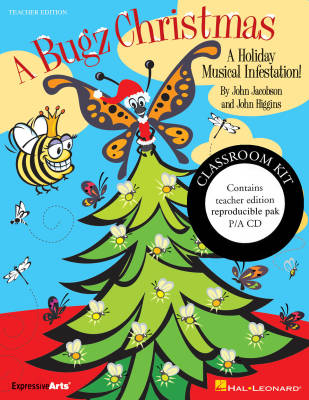 A Bugz Christmas (Musical) - Higgins/Jacobson - Classroom Kit