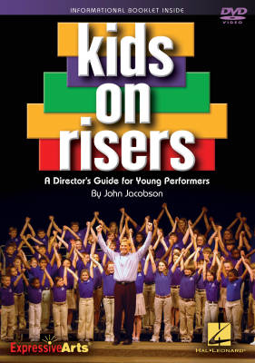 Kids on Risers - Jacobson - DVD/Booklet