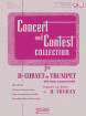 Rubank Publications - Concert and Contest Collection for Bb Cornet or Trumpet - Voxman - Book/Media Online