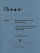 G. Henle Verlag - Trumpet Concerto E major - Hummel/Kube - Trumpet/Piano Reduction - Parts Set