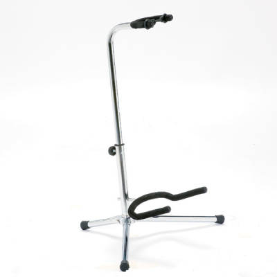 Yorkville Sound Deluxe Universal Guitar Stand With Safety