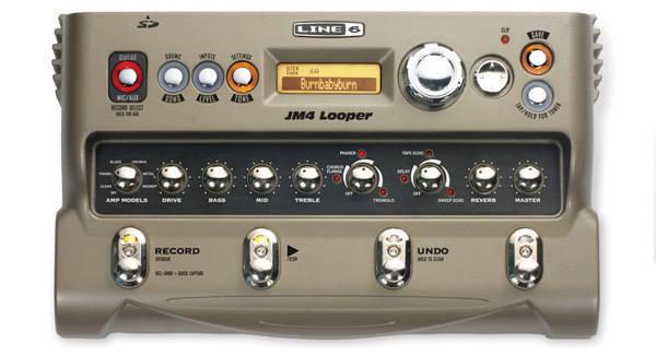Line 6 - JM4 Looper