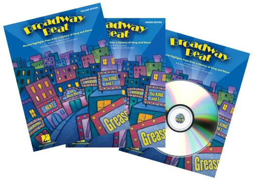 Broadway Beat (Collection) - Jacobson - Classroom Kit