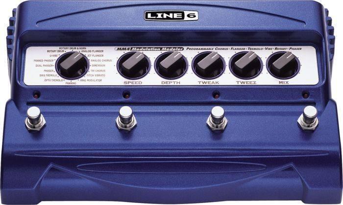line 6 mm4 modulation modeler long mcquade musical instruments. Black Bedroom Furniture Sets. Home Design Ideas