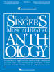 Hal Leonard - The Singers Musical Theatre Anthology Volume 4 - Walters - Mezzo-Soprano/Belter Voice - Book/Audio Online