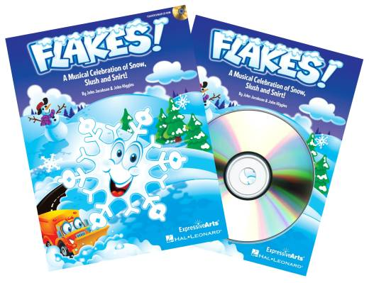 Flakes! (Musical) - Jacobson/Higgins - Classroom Kit