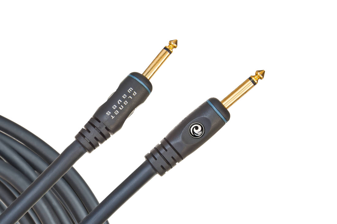 planet waves speaker cable 25 foot long mcquade musical instruments. Black Bedroom Furniture Sets. Home Design Ideas