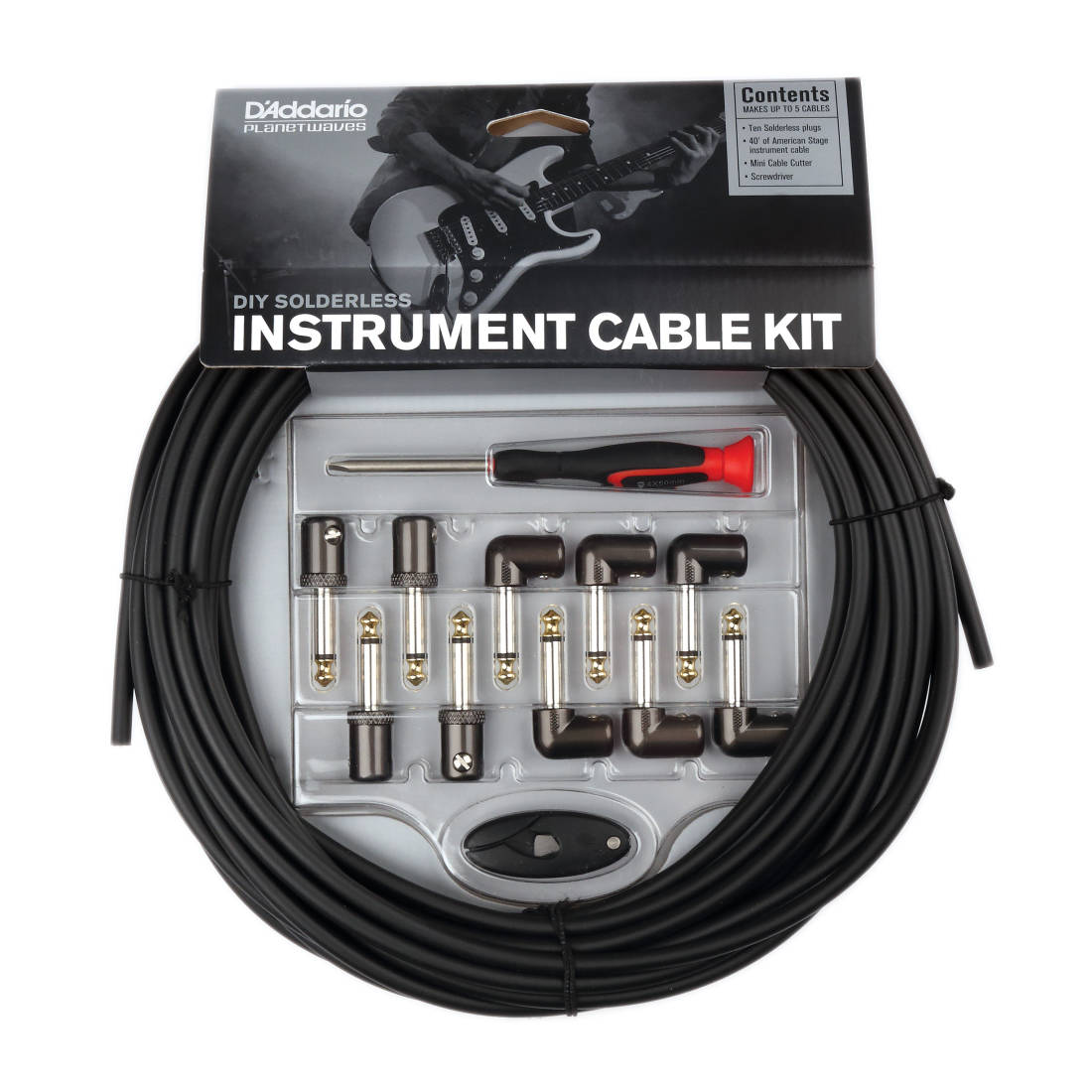 planet waves patch cable kit