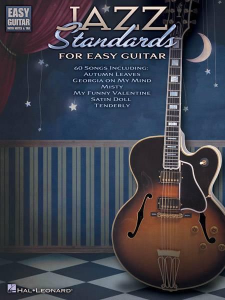 Jazz Standards For Guitar : hal leonard jazz standards for easy guitar long mcquade musical instruments ~ Russianpoet.info Haus und Dekorationen