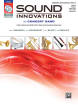 Alfred Publishing - Sound Innovations for Concert Band, Book 2 - Combined Percussion - Book/CD/DVD