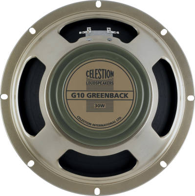 G10 Greenback - 16 Ohm