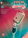 Hal Leonard - Vocal Standards (High Voice): Jazz Play-Along Volume 129 - Book/CD