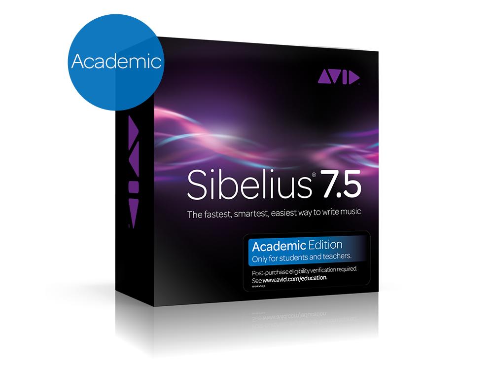 sibelius 7.5 free trial