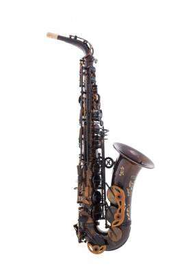 MKX Alto Saxophone -  Antique Brass