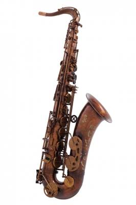 MKX Tenor Saxophone -  Antique Brass