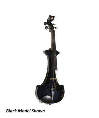 Bridge Aquila Electric Violin - Green Marble