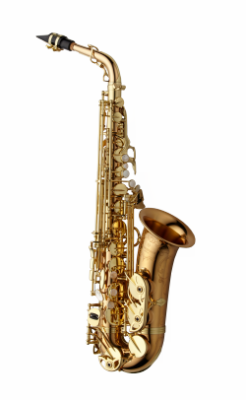 Alto Saxophone WO Series - Elite Model Bronze - Clear-Lacquer Finish