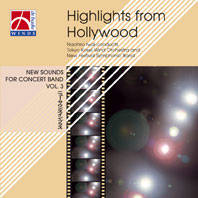 Highlights From Hollywood  - Tokyo Kosei Wind Orch./New Festival Symph. Band - CD